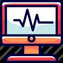 bukeicon, check, control, health, monitor, status