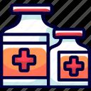bukeicon, drugs, health, hospitals, pills icon