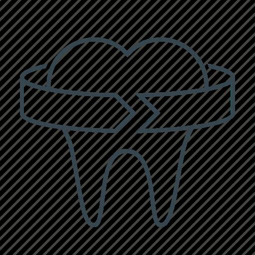 dental, medical, medicine, stomatology, tooth icon