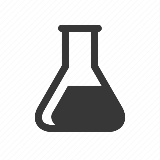 beaker, chemistry, health, healthcare, hospital, medical, medicine, raw, simple icon