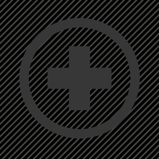 health, healthcare, hospital, hospital sign, medical, medicine, raw, simple icon