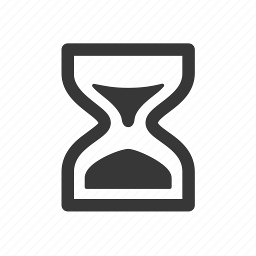 health, healthcare, hospital, hourglass, medical, medicine, raw, simple, time, timer icon