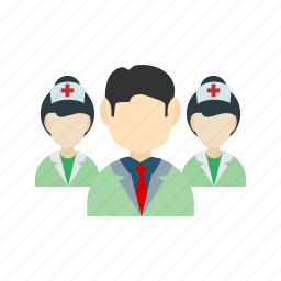 doctor, doctors, general, medical, patient, physician, practitioner icon