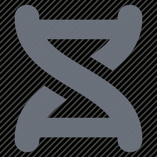 dna, health, healthcare, helix, hospital, medicine, pika, simple icon