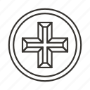 cross, health, healthcare, medical, medicine icon