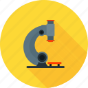 equipment, lab, medical, microscope, research, science, scientific icon