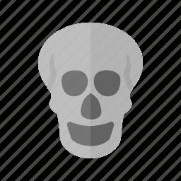 brain, examination, head, medical, skeleton, skull, x ray icon