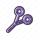 2, forceps icon