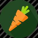 vegetarian, carrot, vegetable, healthy