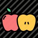 apple, fruit, healthy, food, diet, vegan, vegeterian