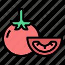 tomato, healthy, food, diet, vegan, organic, fruit