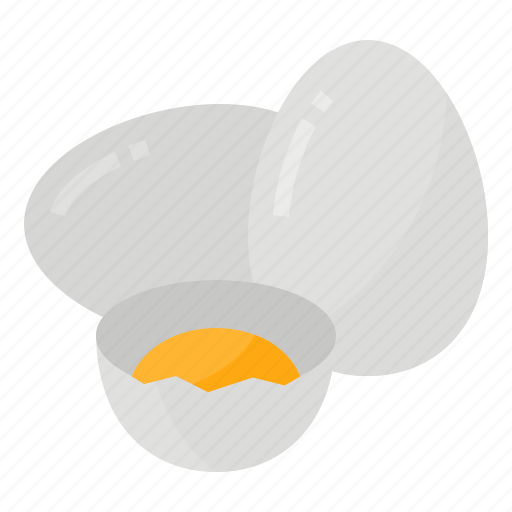 egg, healthy, minerals, protein icon
