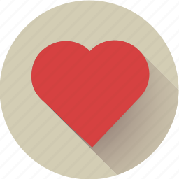 favorites, favourite, heart, like, love, valentine icon
