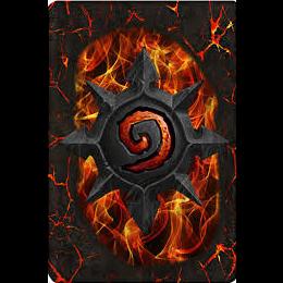 back, card, cardback10, hearthstone icon