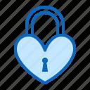 heart, lock, love, private, secret
