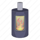 cooking, gas, oven, stove icon