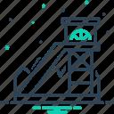 coal mining, equipment, excavator, fossil, mineral, mining, underground