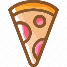 eat, food, ingredients, italian, pizza, restaurant icon