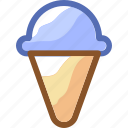 eat, food, ice cream, ingredients, popsicle, restaurant icon