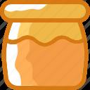 bee, eat, food, honey, ingredients, jar, restaurant