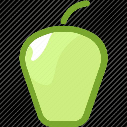 eat, food, fruit, ingredients, pear, restaurant icon