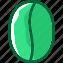 bean, eat, food, ingredients, peanut, restaurant icon