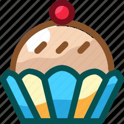 cake, cup, cupcake, eat, food, ingredients, restaurant icon