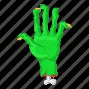 corpse, hand, helloween, hi, zombie icon
