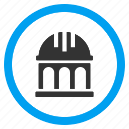 alcove, architecture, building, construction, facility, property, roof icon