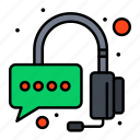 help, operator, support icon