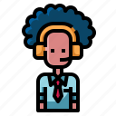 support, call, customer, service, headphones, avatar, phone