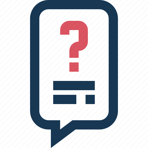 chat, help, information, question icon
