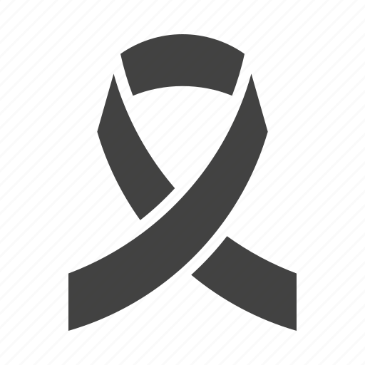 anemia, blood, cancer, ribbon icon