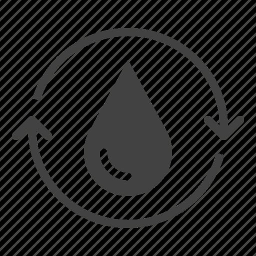 blood, drop, hematology, test, transfusion icon