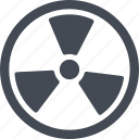 chemistry, danger, laboratory, sign icon