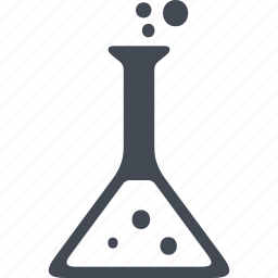 chemistry, experiment, laboratory, science, test-tube icon