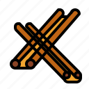 cinnamon, herb icon