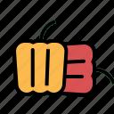 herb, paprika icon