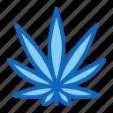 cannabis, herb, medicinal, plant icon