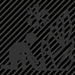freez, frozen, hero, ice, iceman, mutant, thermokinesis icon