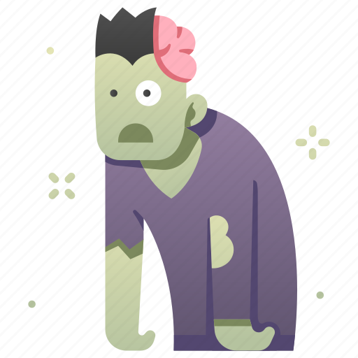 Dead, fear, halloween, horror, scary, undead, zombie icon - Download on Iconfinder