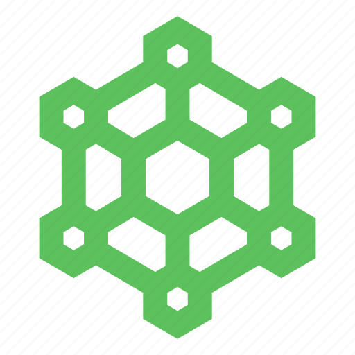affiliation, connecttions, efficiency, network, organization, structure icon