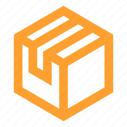 box, logistics, order, package, parcel, shipment, shipping icon