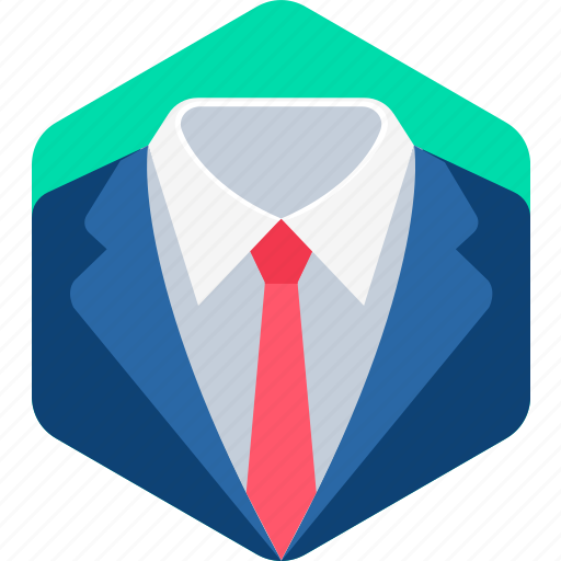 business, clothes, clothing, formal, office icon