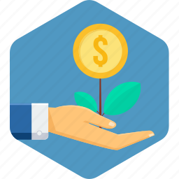 bank, budget, fund, funds, income, investment, profit icon