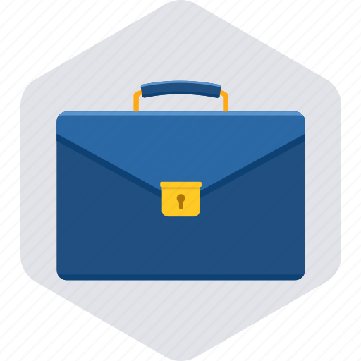 briefcase, business, money bag, portfolio, work icon