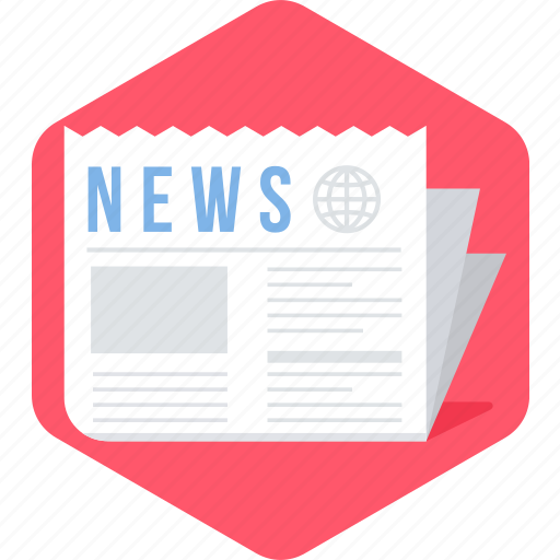 article, blog, calendar, media, news, newspaper icon