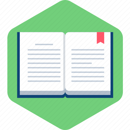 book, learning, notebook, study icon