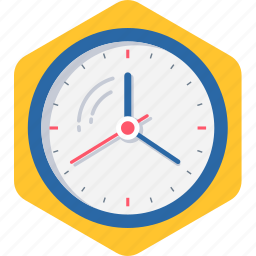 alarm, business, clock, commerce, ecommerce, time icon