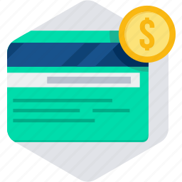 business, card, debit, finance, payment icon